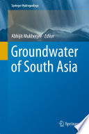 Groundwater of South Asia Book