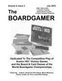 The Boardgamer Volume 8