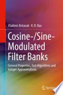 Cosine  Sine Modulated Filter Banks Book