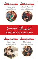 Harlequin Presents June 2015 - Box Set 2 of 2