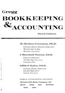 Gregg Bookkeeping   Accounting
