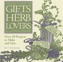 Gifts for Herb Lovers