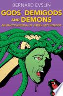 Gods  Demigods and Demons Book