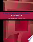 Program Management Office  PlayBook Book