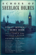 Pdf Echoes of Sherlock Holmes: Stories Inspired by the Holmes Canon Telecharger
