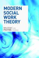 Modern social work theory (2014)