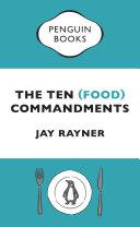 The Ten (Food) Commandments Pdf/ePub eBook