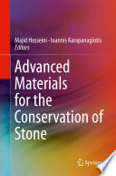 Advanced Materials for the Conservation of Stone Book