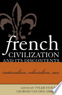 French Civilization And Its Discontents Book