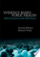 Evidence based Public Health Book