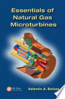 Essentials of Natural Gas Microturbines Book