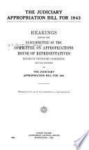 Hearings  Judiciary