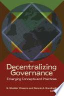 Decentralizing Governance
