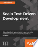 Scala Test Driven Development Book
