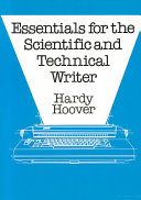 Essentials for the Scientific and Technical Writer