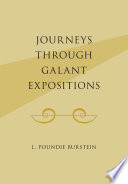 Journeys Through Galant Expositions Book PDF