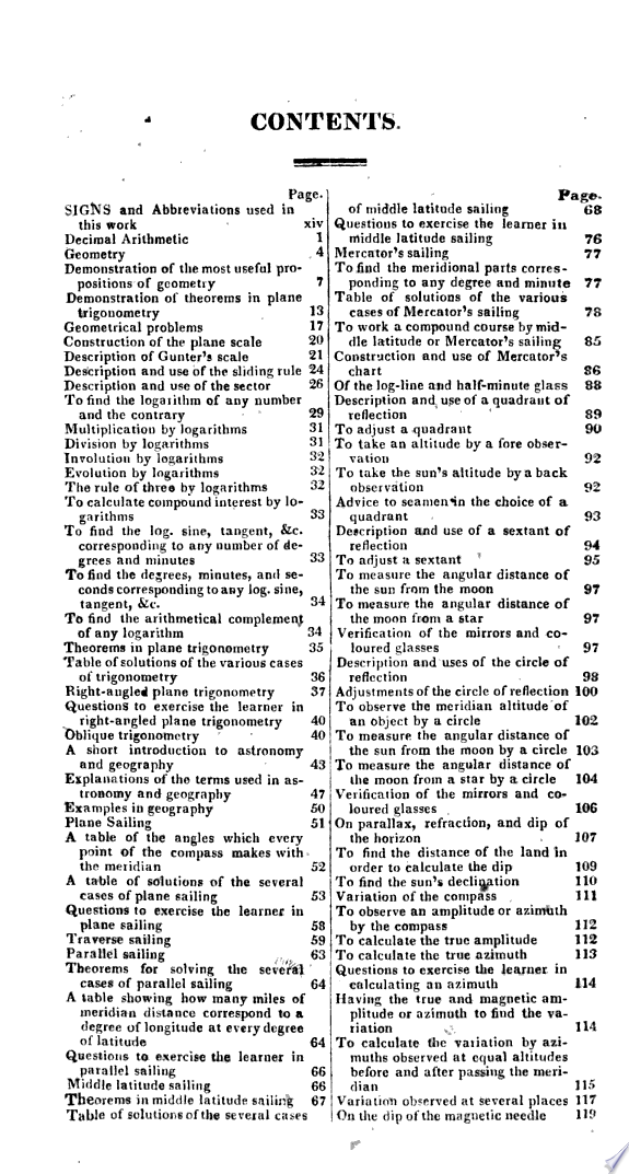 The New American Practical Navigator     Exemplified in a Journal Kept from Boston to Madeira