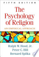 The Psychology of Religion  Fifth Edition