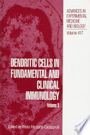 Dendritic Cells in Fundamental and Clinical Immunology
