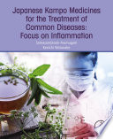 Japanese Kampo Medicines for the Treatment of Common Diseases Book