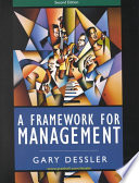 A Framework for Management