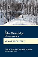 Bk Commentary Minor Prophets