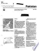 Background Notes Pakistan