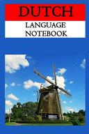Dutch Language Notebook