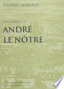 The World of André Le Nôtre