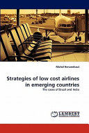 Strategies of Low Cost Airlines in Emerging Countries