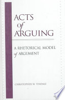 Acts Of Arguing Book PDF