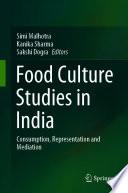 Food Culture Studies in India