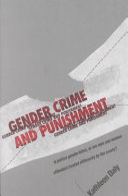 Gender  Crime  and Punishment