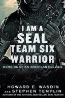 I Am a SEAL Team Six Warrior Book