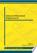 Advanced Mechanical Engineering Iii Book PDF