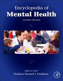 Encyclopedia of Mental Health [Pdf/ePub] eBook