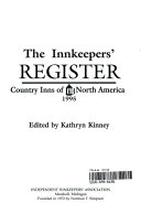 The Innkeepers  Register Book PDF