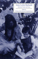 Anna Letitia Barbauld: Selected Poetry and Prose Pdf/ePub eBook