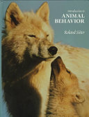 Introduction to Animal Behavior Book