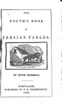 Pdf The Youth's Book of Persian Fables