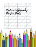 Modern Calligraphy Practice Sheets Calligraphy Set For Beginners Workbook Calligraphy Set High End