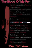 The Blood of My Pen