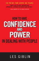 How to Have Confidence and Power In Dealing With People Pdf/ePub eBook