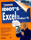 The Complete Idiot s Guide to Excel for Windows 95 Book PDF