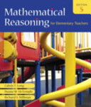 Mathematical Reasoning for Elementary Teachers Value Package  Includes Student s Solutions Manual for Mathematical Reasoning for Elementary Teachers  Book