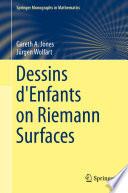 Dessins D Enfants On Riemann Surfaces