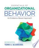 Essentials Of Organizational Behavior Book PDF