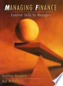 Managing Finance