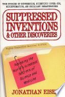 Suppressed Inventions Book PDF