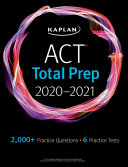 ACT Total Prep 2020 2021